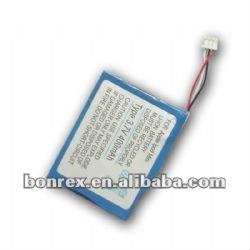 Ipod Mini Internal Li-polymer Battery 3.7 Volts 500mah 1.85wh ...