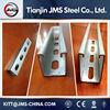 Offer best price z250 pregalvanized steel cold formed z purlin