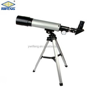 Light Weight 350x60 Children Telescope 5x20 Scope Compass