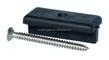 wpc decking accessories clips and screws