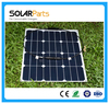 Factory Direct Sale High Efficiency 12V 40W Marine Flexible Solar Panel