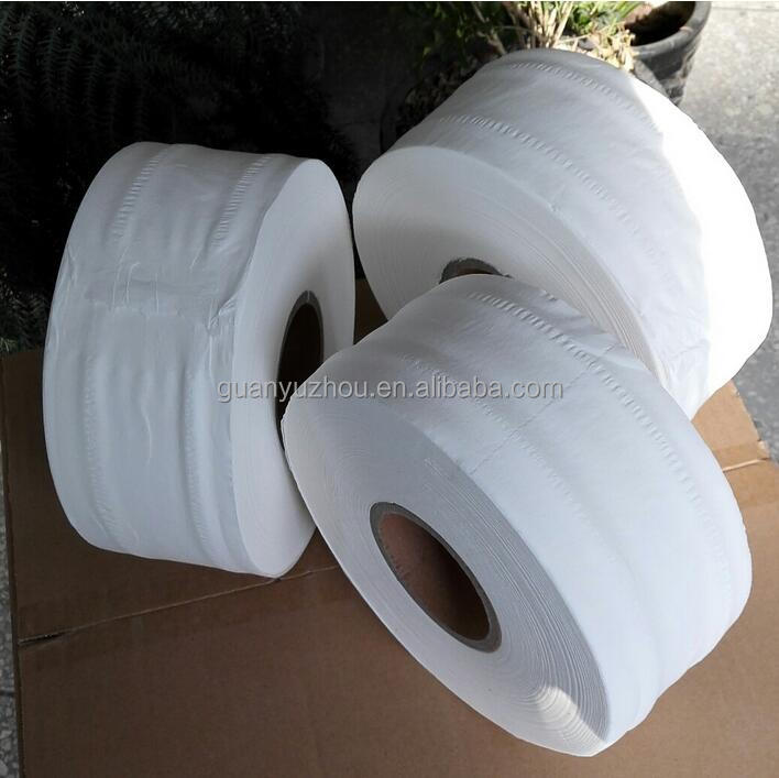 Manufacturer 2 Ply Virgin Soft Toilet Paper Mini Jumbo Roll Bath Tissue Suitable For Dispensers