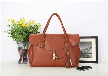 Beautiful Ladies Handbags Pu Leather Tote Bags Online Sale - Buy ...