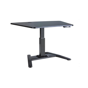 Awe Inspiring One Leg Electric Height Adjustable Desk And Table For School Download Free Architecture Designs Embacsunscenecom