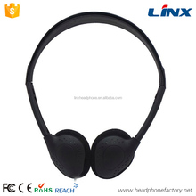 New innovative product ideas 2016 alibaba wholesale certified logo design aviation headphone