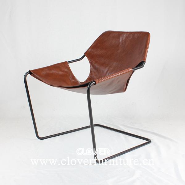 moderne entspannen leder sessel im freien paulistano. Black Bedroom Furniture Sets. Home Design Ideas