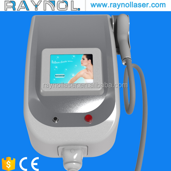 Painless Diode Laser 808 Hair Removal Salon Machine