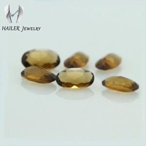 naturral stones wholesale stones of crystal tea color quartz