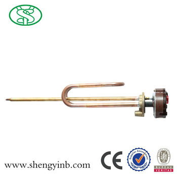 Ce Certificate Electric Hot Water Boiler Parts With Double Safety ...