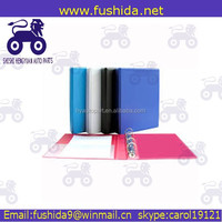 Stationery OEM factory office supply file separator/clip file/document bag