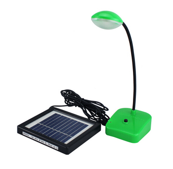 Modern Mini Portable Solar Table Light Energy Saving Led Desk Lamp