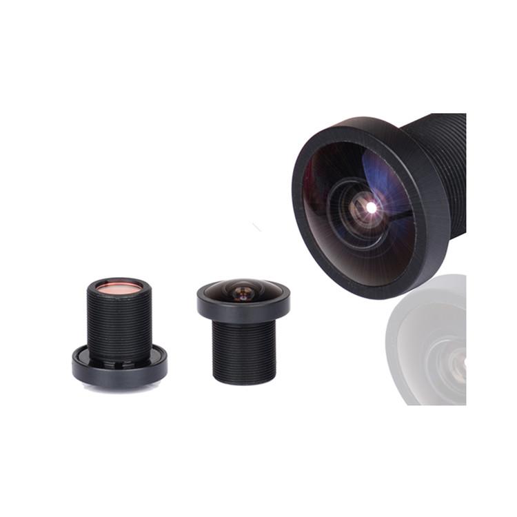 "Fisheye HD 5mp 2.5mm IR CCTV lens 1//2.5/"" 130° Degrees M12* for Security Camera"