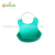 Food-grade silicone baby bib saliva dripping maternal and infant supplies