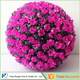 2018 China Hot-Selling High Quality decoration plastic flower ball artificial grass ball