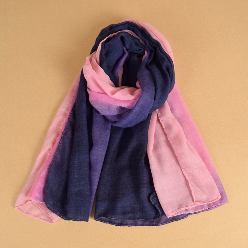 Fashion And Hot Sale Voile Scarf Muslim Hijab