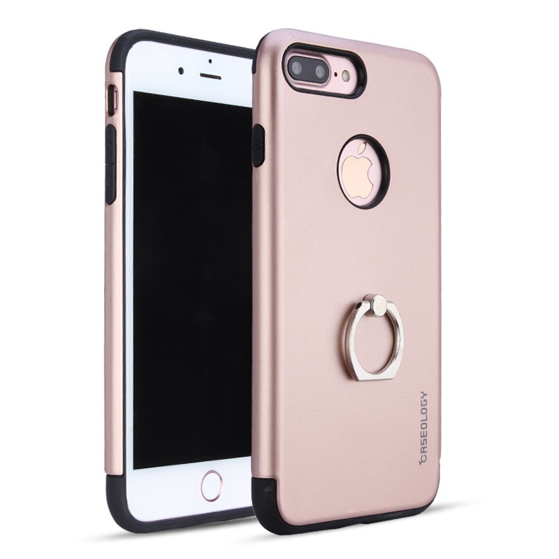 Guangzhou Wholesale good quality in stock ring stand mobile phone accessories for iphone7 plus case