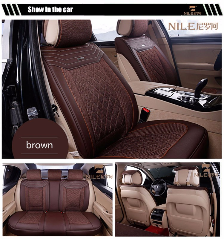 Dubai wellfit popular pu leather velvet fabric car seat cover manufacturer in delhi