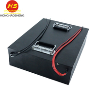 Customized factory price li ion battery high power 12v 100ah lithium battery with BMS