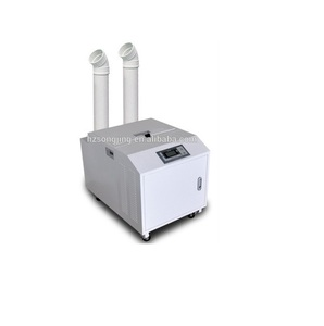 ZS-40Z Ultrasonic Mist Maker Fogger 10 Head Humidifier 12Kg/h