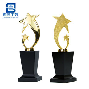 Most popular excellent quality cheap dragon metal champion league trophy cup large