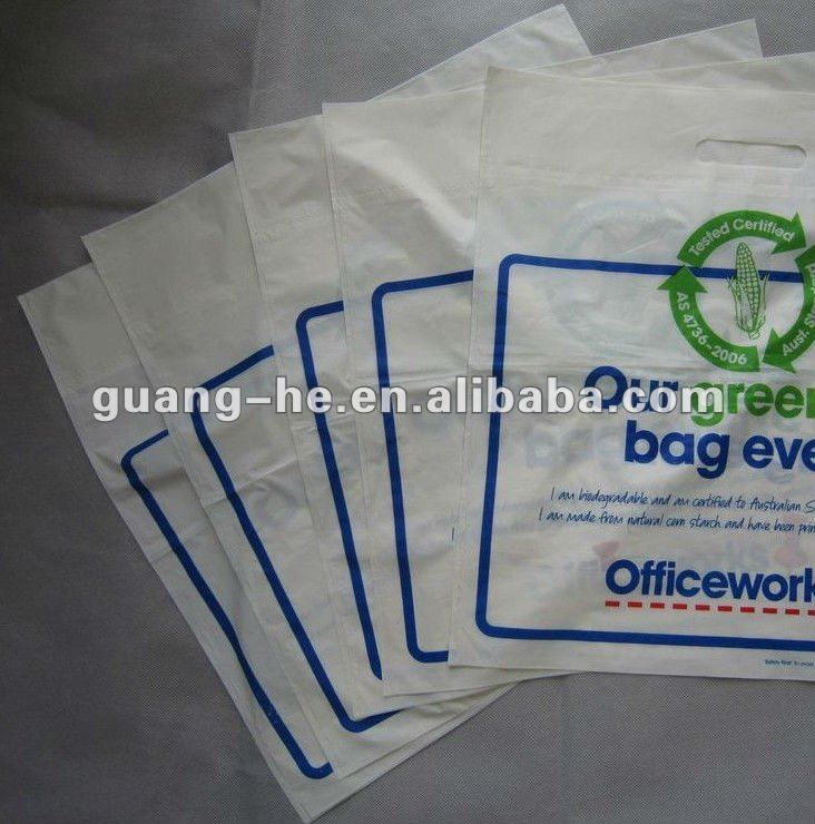Shopping bags-biodegradable plastic carry bags,gift wrapping plastic bags