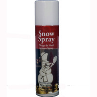 Xmas Snow Spray For Paint Artificial Fake Flakes Tree Decoration