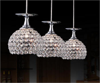 retail and wholesale indoor lamp shades crystal pendant led lamp cover