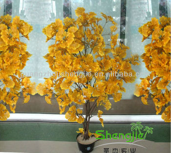 Artificial Ginkgo Biloba Bonsai Trees For Sale Buy Bonsai Tree