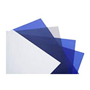 Lowel Frost Diffusion Lighting Gel Filters for the DP Light System, Four 12 x 16 inches Sheets