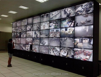 47 Inch Lcd Video Wall Price Control Center Cctv Camera