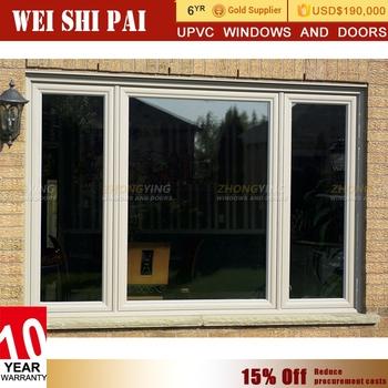 Cheap Smoked Glass Interior Split Doorsgerman Insulated Interior
