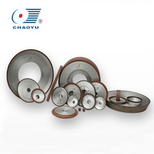 300mm 1A1 Flat shape diamond grinding wheel for glass beveling edging with ISO certification