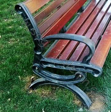 Antique Cast Iron Bench Sides / Ends / Legs - Buy Bench ...