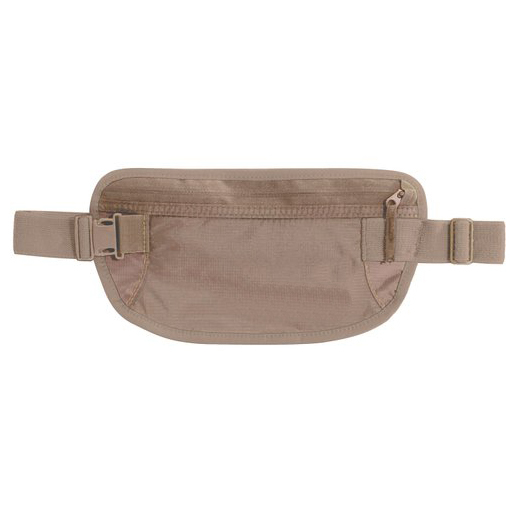 New Mighty Safe Undercover Money Belt/ Travel Security Pouch/waist ...