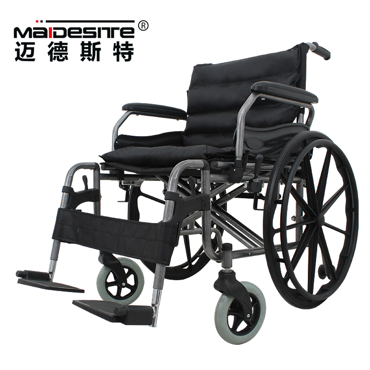 Big wheels elderly care products for overweight people