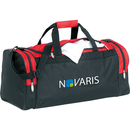 Deluxe Travel Storage GYM Duffel Bags for clothes with custom logo