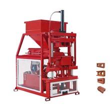 Fully auto hydraulic interlocking connection brick block making machine in kenya