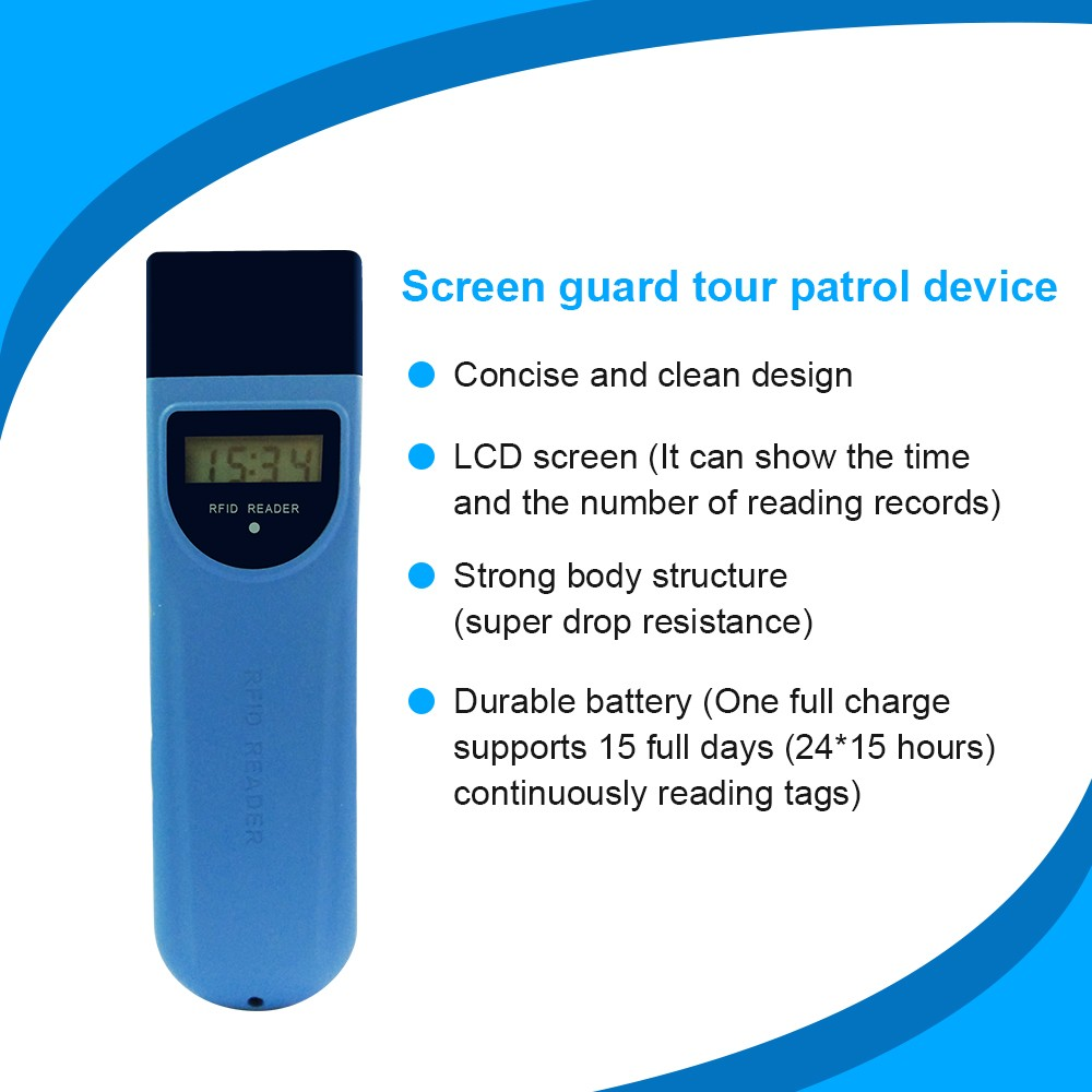 Guard Tour System Back To Search Resultssecurity & Protection Hard-Working China Guard Tour Watchman Tracking System