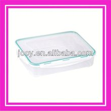 2014 hotselling dishwasher safe cylindrical food container
