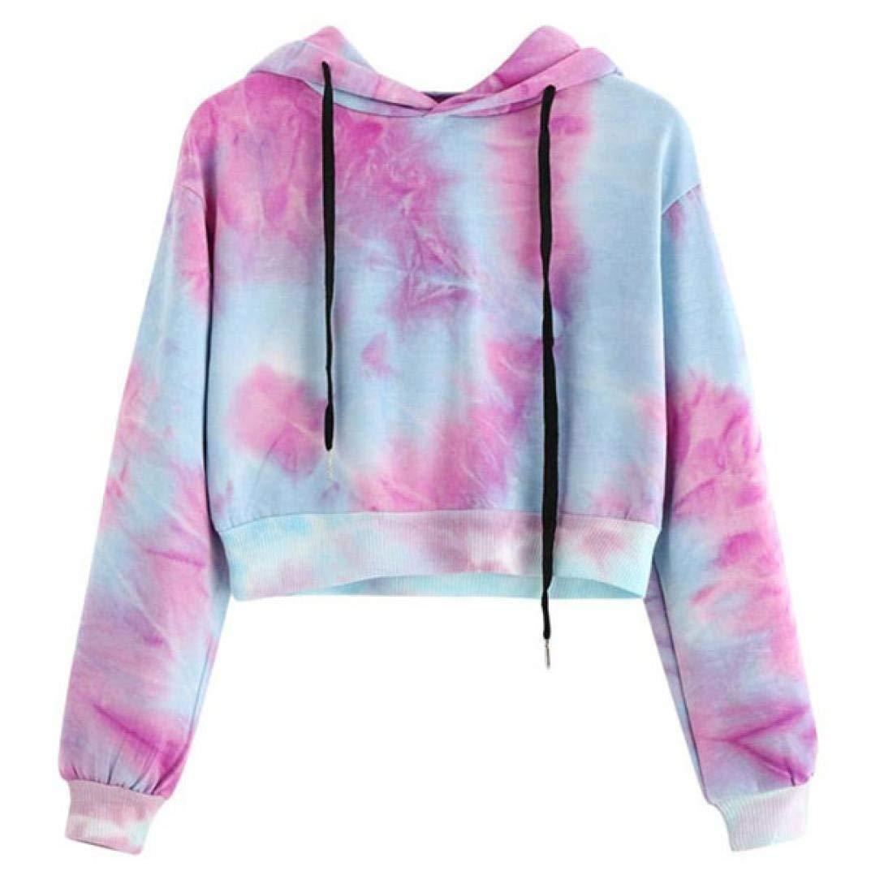 Women 3D Print Hoodie Sweatshirt Clearance Teen Girls Casual Pullover Jumper Sweater Jacket Shirts Tops