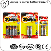 Non-rechargeable battery size aa um3 battery