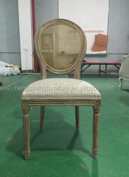 French Cane Chair vintage dining chair dining room furniture wooden classic dining