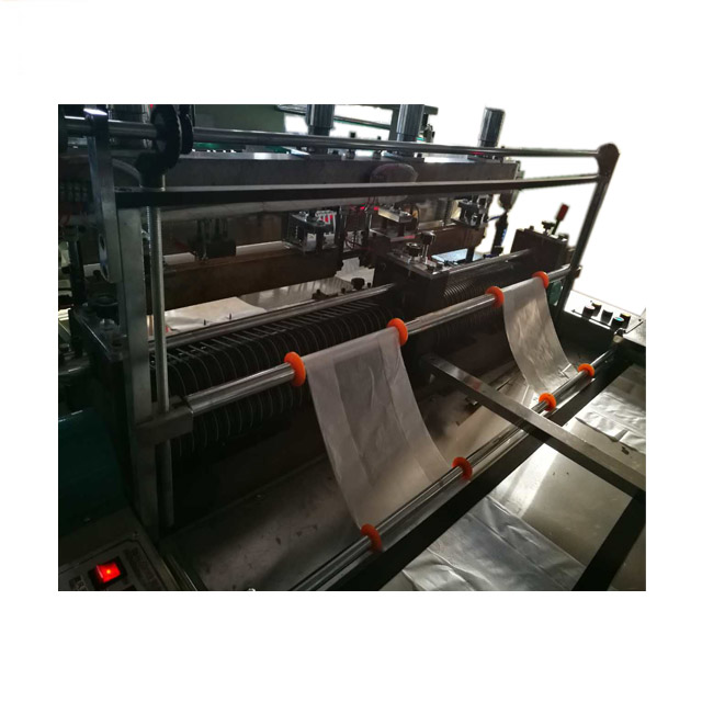 HDPE LDPE Biodegradable Cloth Patch Carry Polythene Garbage