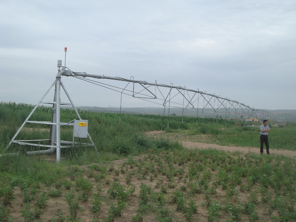 Linear move irrigation system equipment