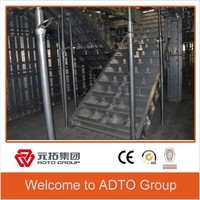 Adjustable Scaffolding Steel support post/prop formrwork for construction