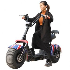 New Scooter CE elektric chopper scooter 1000w 1500w with strong battery
