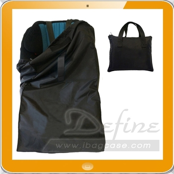 Durable Infant Car Seat Travel Bag For Airline Gate Check With Carrying Pouch