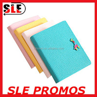 PU Leather Cover Notebook Student Notebook A4 Office /School Supply