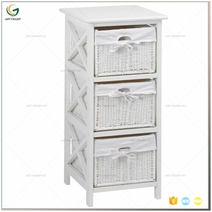 wooden shoe cabinet design wicker drawers modern bedroom furniture