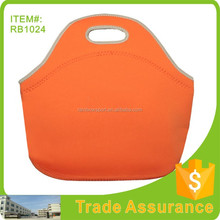 2016 Promotional cheap neoprene lunch bag for cooler picnic